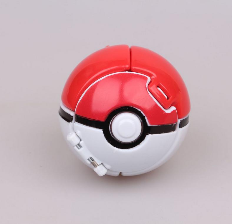 Новый взрывобезопасный мяч Покемон деформируемый мяч Покемон эльф