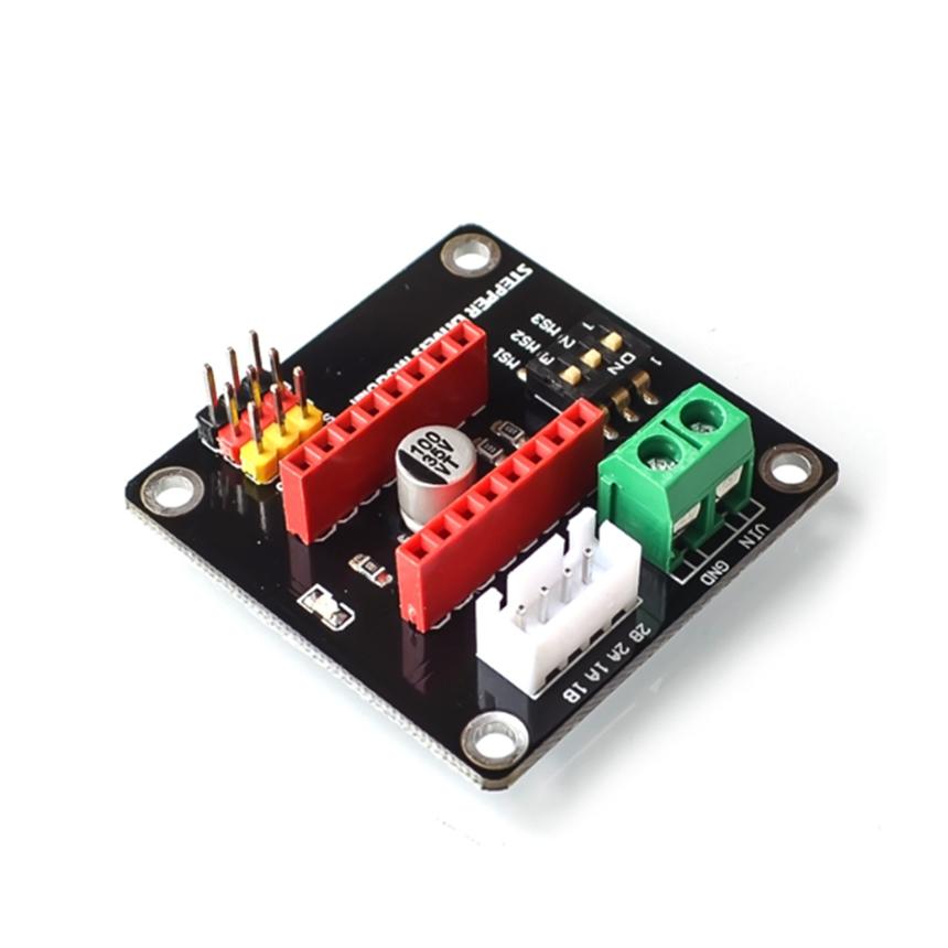 42 Stepper Motor Driver Expansion Board DRV8825 A4988 3D Printer Control Shield Module For UNO R3 Ramps1.4 DIY Kit
