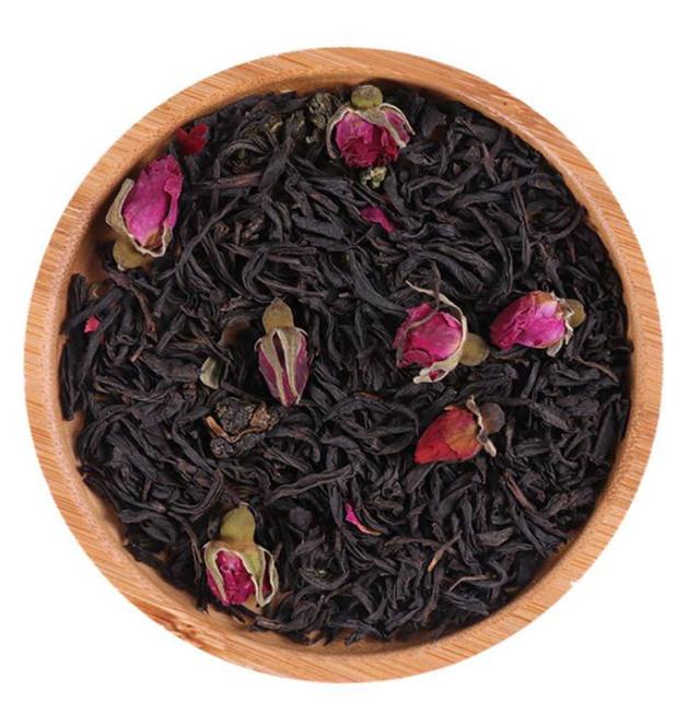 Wholesale flower tea Rose black tea - 4uTea | 4uTea.com