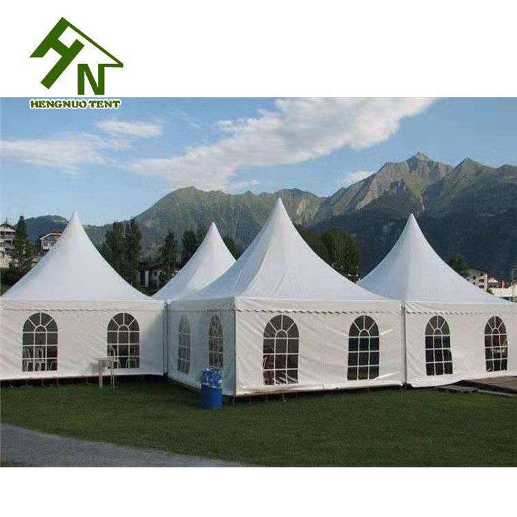 Китайские палатки-пагоды из алюминиевого сплава 4x4 высокого качества