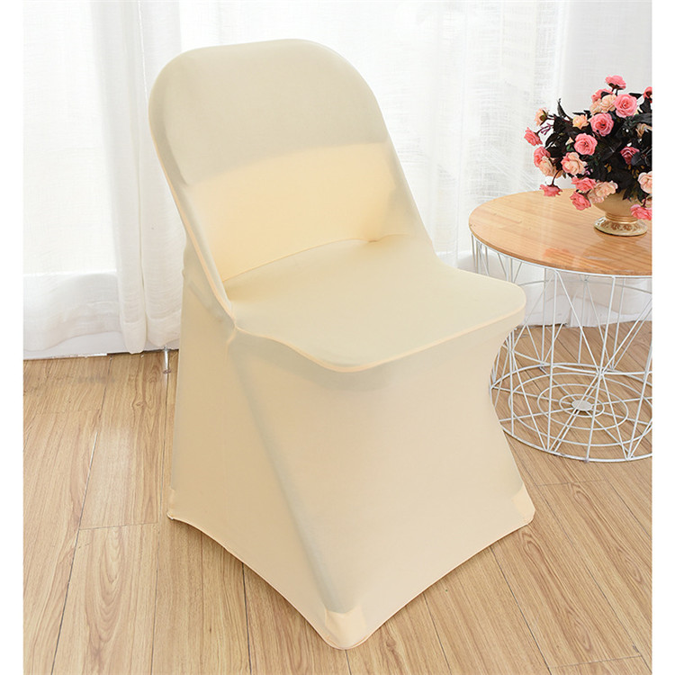 Event decorative elastic spandex chair cover