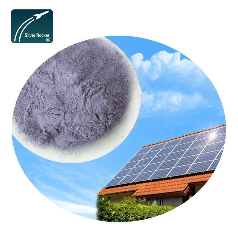 Алюминиевый порошок для фейерверка и токопроводящей пасты в солнечной батарее