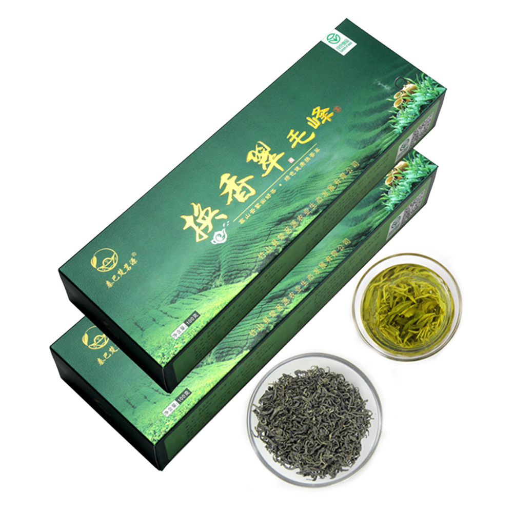 China high quality green tea for gift box refined healthy tea - 4uTea | 4uTea.com