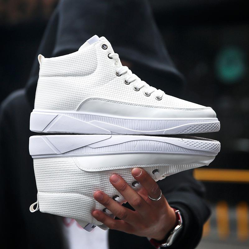 PDEP горячая Распродажа дешевая Высококачественная нескользящая резиновая подошва повседневная обувь для увеличения роста для мужчин подъемная обувь для мужчин