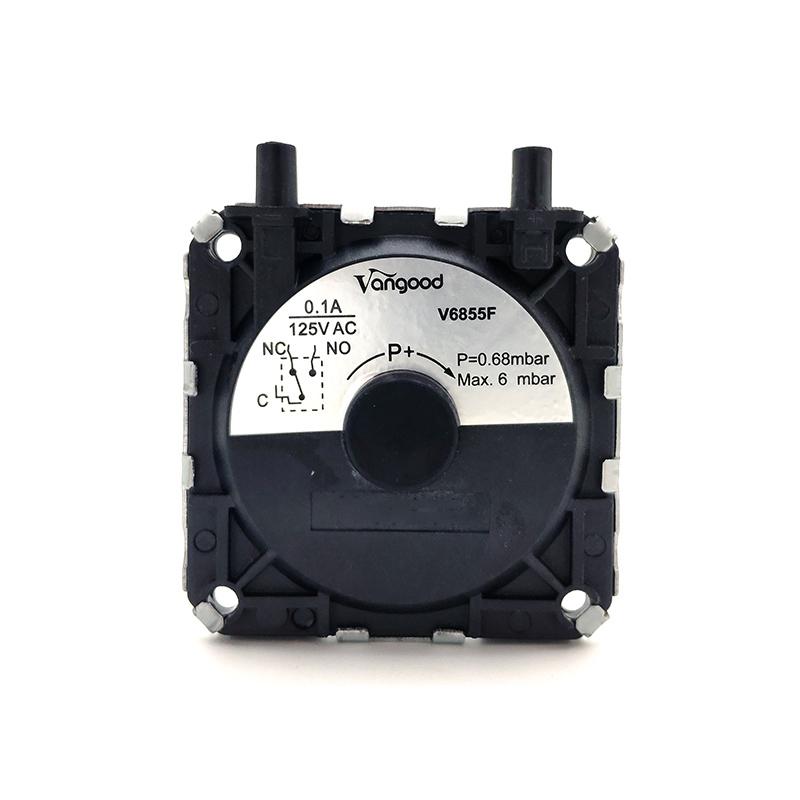 Термостат ВКЛ./ВЫКЛ., микропереключатель, датчик температуры, гармоническая горелка, соленоид, запчасти для газового водонагревателя, мембрана