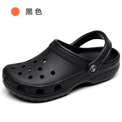 New hole shoes fashion non-slip beach shoes eva sandals clogs shoes