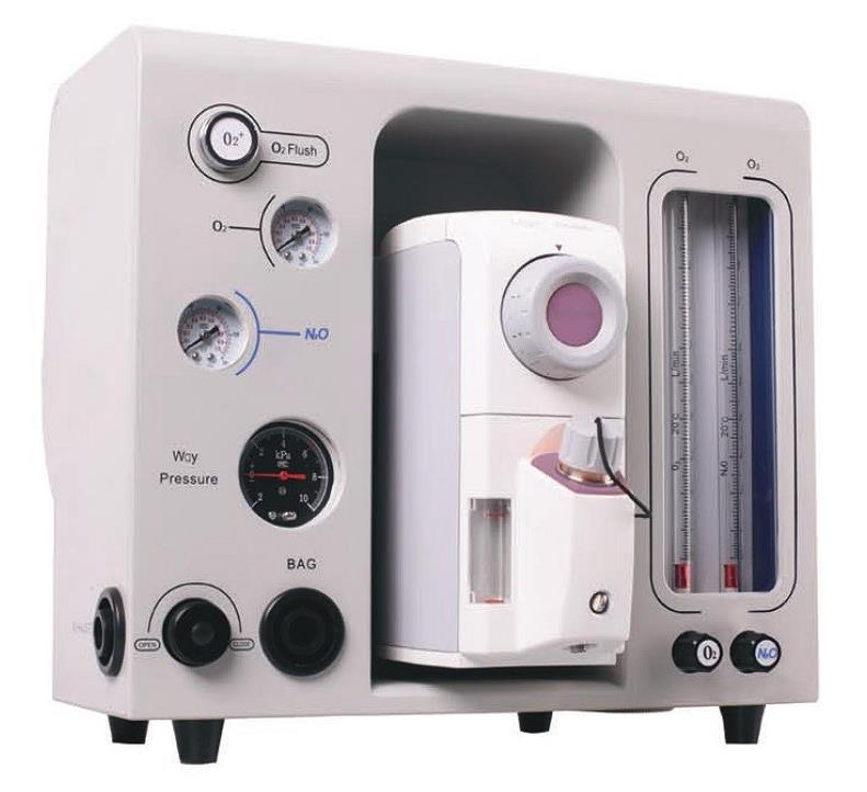 HA-P Hot sale Medical Equipment Portable Anesthesia machine for operating room