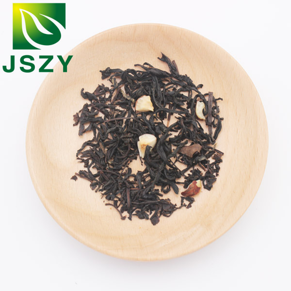 New style flavored and blended tea, hazelnut black tea for healthy and slimming - 4uTea | 4uTea.com