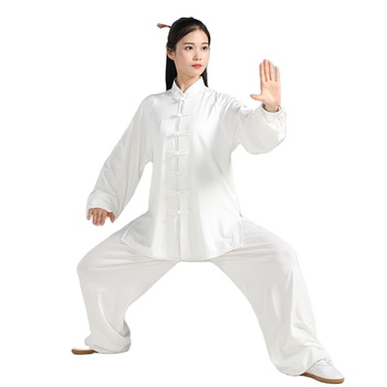 Wholesale New Fashion Tai Chi Exercises Clothing Kong Fu Martial Arts Wear Suits Unisex Uniforms