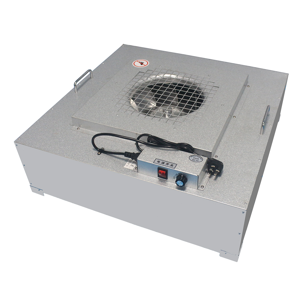 high quality HVAC ducted hepa filter fan filter unit