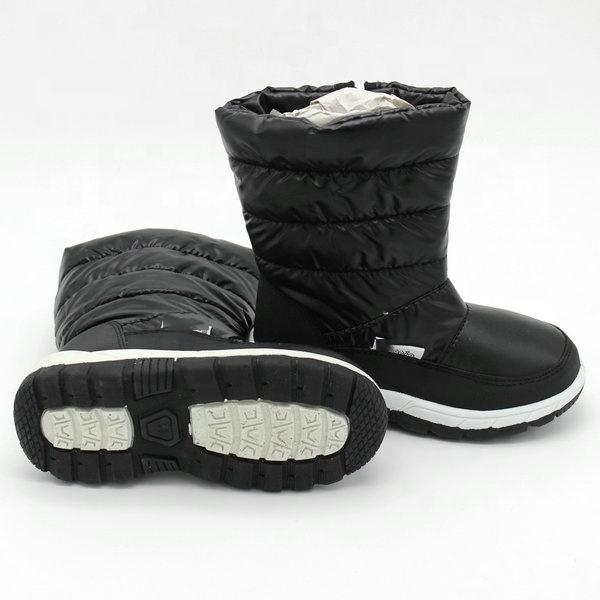 Детские теплые зимние сапоги на заказ нескользящая обувь для холодной погоды