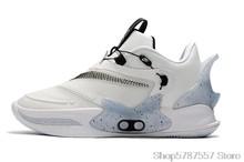 Nike Adapt BB 2,0 Баскетбольная обувь, мужские Противоскользящие дышащие спортивные кроссовки, обувь для мужчин, обувь для спорта, спортивная обув...()