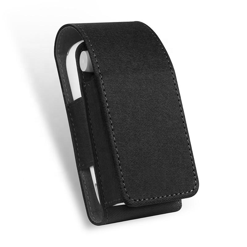 Заводская полная защитная коробка с держателем для карт, сумка из искусственной кожи, чехол, сумка для iQOS 2,4 3,0 duo multi