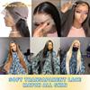 Transparent Lace Wig