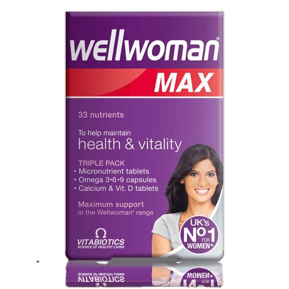 vitabiotics pregnacare max 84 tablets/capsules - pack of 1
