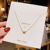 075 Gold necklaces