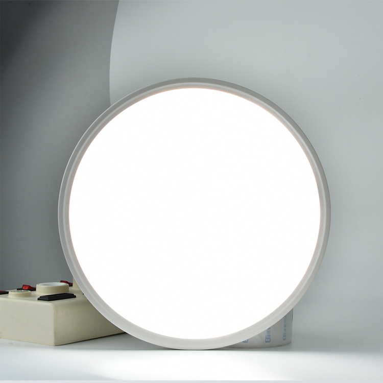 40W ultra-thin panel light round ceiling light wholesale price led ceiling light installation