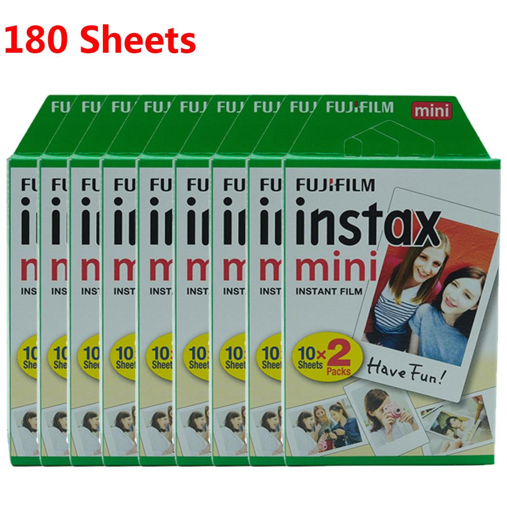10 20 40 60 80 100 200 листов мини-пленка для Fuji Instax мгновенной камеры Фото пленка бумага или Fujifilm Instax Mini 7 s/8/25/90/9(Китай)