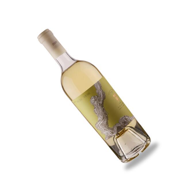 Старое виноградное лоза, виноградное сухое белое вино из горного хеллана Нинся, Китай