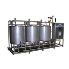 Juice Cleaning Mobile Berry Juice And Beverage Blueberry Strawberry Juice Cleaning Cip Washing System