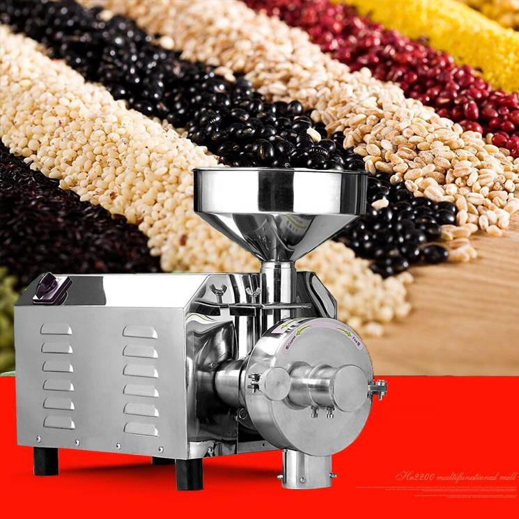 Мельница для сухой муки, измельчитель для кукурузы, пищевой аппарат, электрический измельчитель для перца и соли