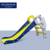 Yellow and blue without plinth