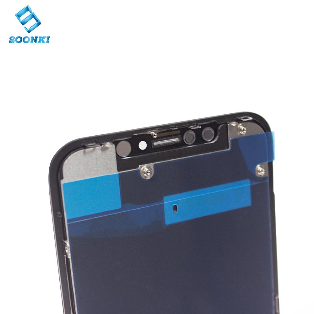 Бесплатный образец OLED сенсорный экран дисплей для iphone X 11 ЖК-экран Замена для iPhone X XR Xs max 11 ЖК-дисплей ecran