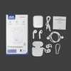 earphone with miccell packing