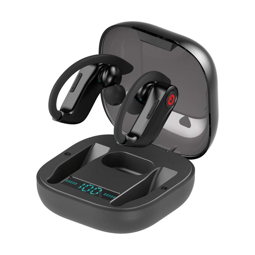 China Handsfree Waterproof Bluetooth Earphone Earhook Earbuds with Charging Case - idealBuds Earphone | idealBuds.net