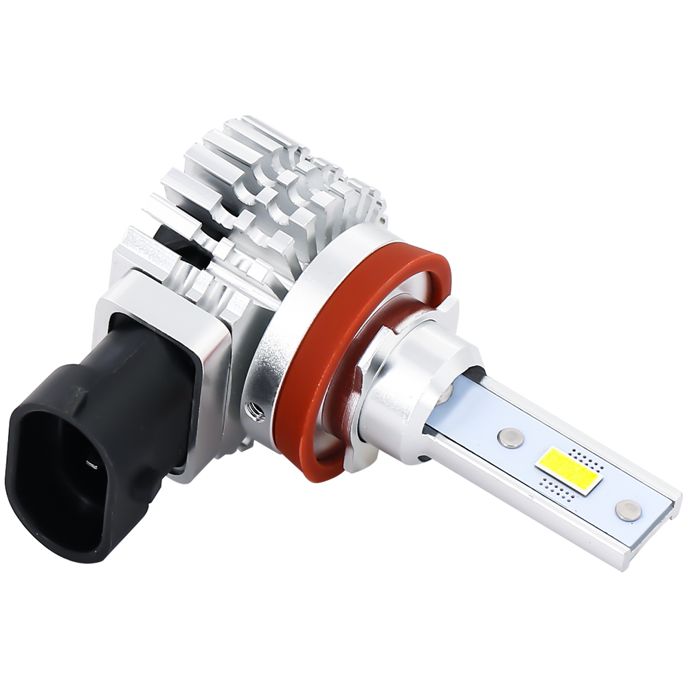 Super Bright 4.7W 1200LM h11 head light h11 head bulb h11 hb3 hb4 car led day time running lamp SJ282-H8