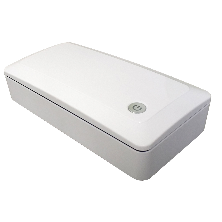 Portable medical cell phone uv light lamp sanitizing box disinfection chamber box sterilizing device uv steriliser box