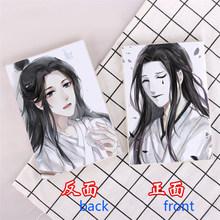 1 шт. креативный блокнот Tian Guan Ci Fu Hua Cheng Xie Lian, блокнот, дневник, Канцтовары для косплея, реквизит для мальчиков и девочек, подарок(Китай)