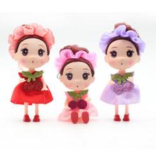 3 шт./лот, Модные Мини-куклы 12 см для девочек, детские игрушки, мягкие интерактивные детские куклы LOL, Женская фигурка, кукла для тела, игрушки, ...(Китай)