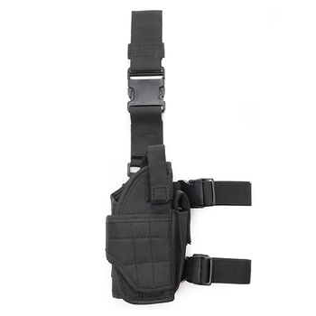 Drop Leg Holster Right Handed Tactical Thigh Holster Leg Harness Bag