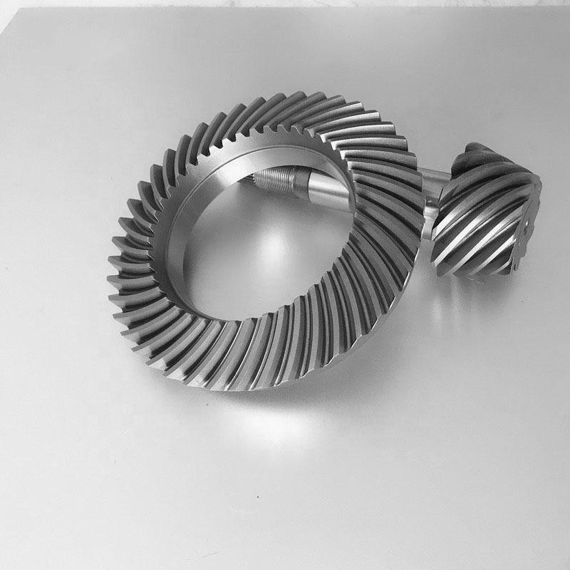 china High Precision Motorcycle Bevel Gear