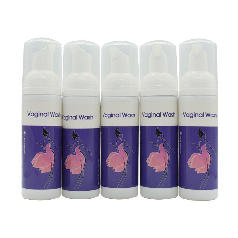 PH баланс частная область мытья влагалища очистка вагинальной пены мытье влагалища