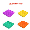 NO.1 square random color