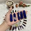 Blue smelt quartz