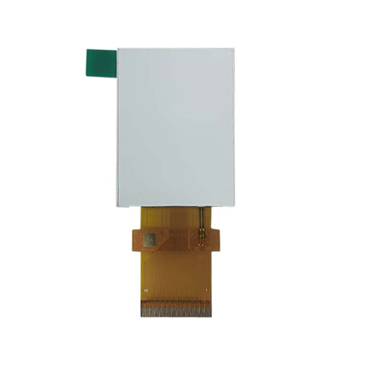 Small 2 inch 240*320 resolution SPI+18bit RGB/16bit MCU interface IPS tft lcd at competed price