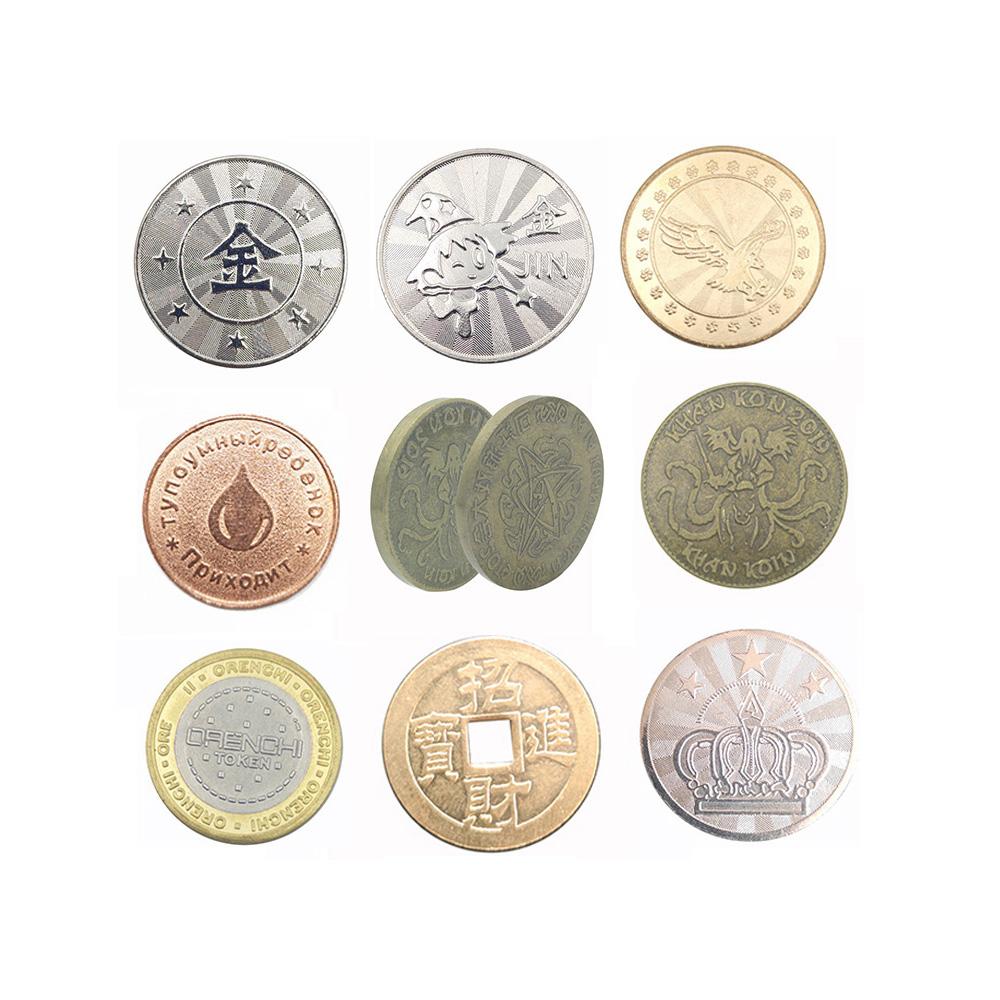 Оптовая продажа, персонализированные жетон аркадных игр, жетон, металлические игровые монеты для игровой машины