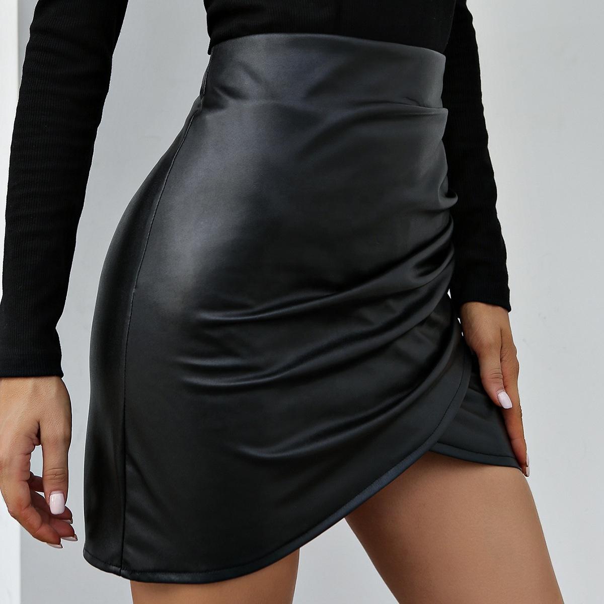 tiny mini skirt hot chick at mcdonald