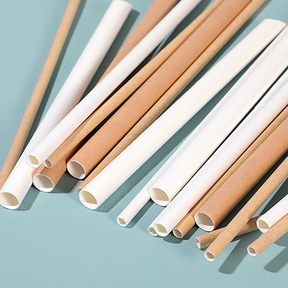 GOSUNM Degradable Environmental Standards Kraft Paper Straw Making Machine Philippines With Paper Straw Single Packing Machine