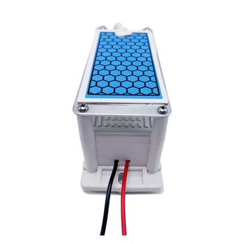 electrostatic dust medical treatment ozone generator 3g ceramic ozone plate smart home use air purifier for medical use