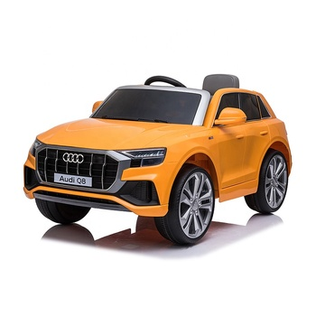 Hot Sell Electric Baby Car Kids Ride On Toy Cars License AUDI Q8