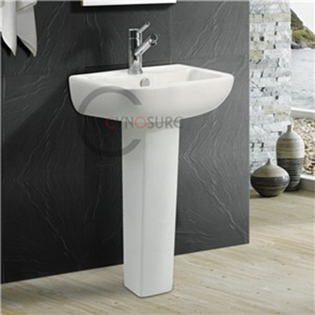 Cy4122 Modern Bathroom Pedestal Sink From Chinese Factory Unique Sinks Buy Product On Alibaba Com