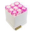 M austin:pink+white box