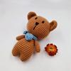 Crochet Cute Teddy Bear