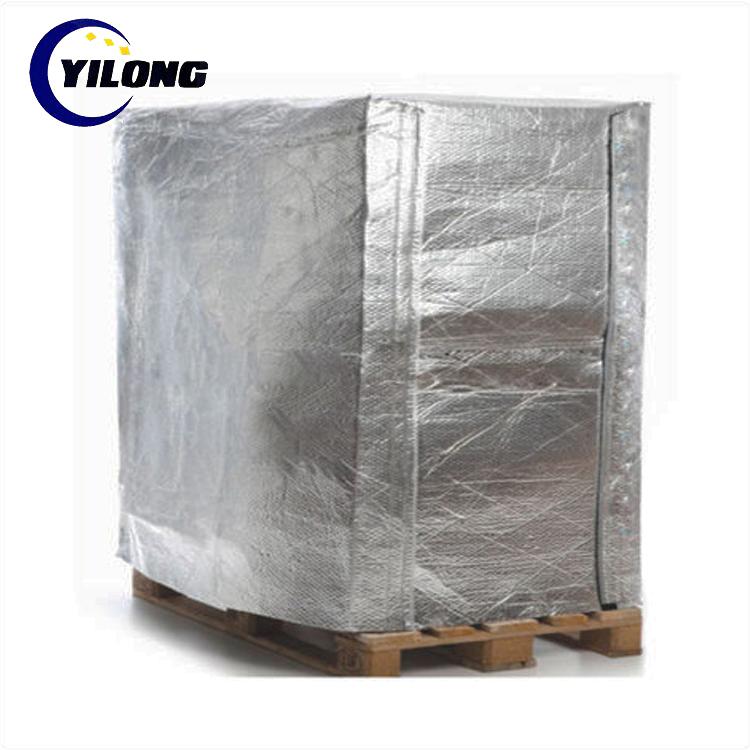 flexitank uv protect insulated eu size pallet cover