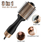 Hair Dryer Brush 1 Step Hair Dryer Volumizer Hot Air Brush 3 In1 Styling Brush Styler Negative Ion Blow Dryer Brush For All Hair