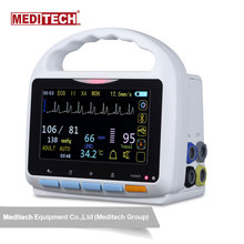 Equipamento médico paciente monitor Touch Screen com Bluetooth e android app para em tempo real monitor de paciente